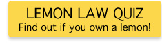 California Lemon Law Quiz