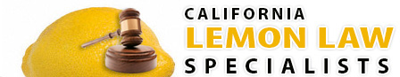 california lemon law logo