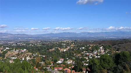 San Fernando Valley California